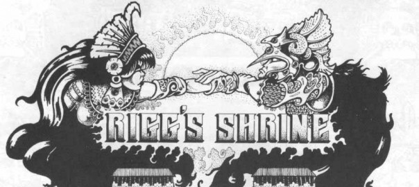 Rigg's Shrine title card