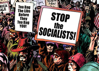Stop the Socialists!