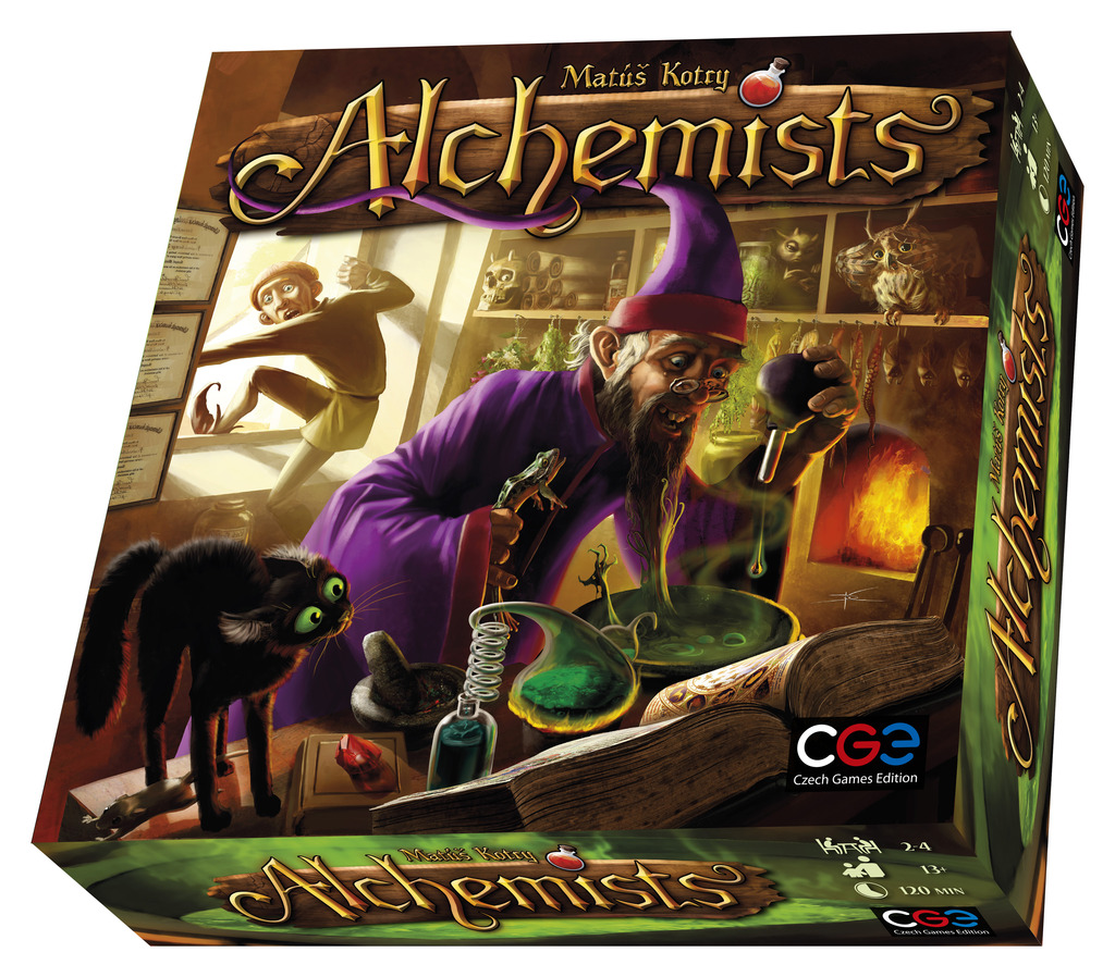 alchemist game