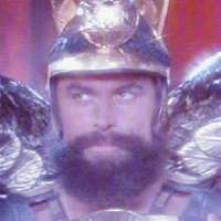 Brian Blessed as Prince Voltan in Flash Gordon (1980)