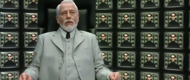 The profound problem with prometheus spoilers quaequam for Matrix reloaded architect