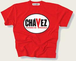 Chavez tshirt