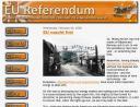 EU referendum screenshot