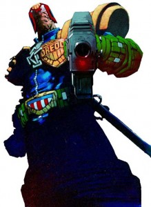 Judge Dredd