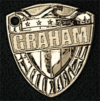 Judge Graham badge