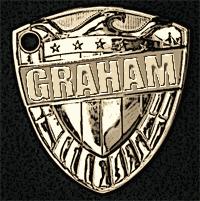 Judge Graham badge