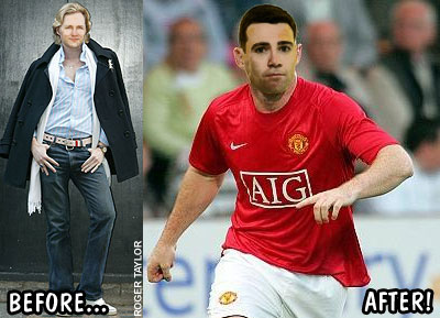 James Purnell and Andy Burnham
