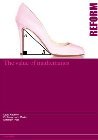 The value of mathematics cover (composite)